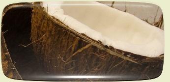 výroba matrace s kokosem